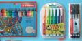 Pack of Stabilo Fineliner Pens