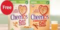 Cheerios Cinnamon Oat Crisp Cereal