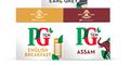 PG Tips English Breakfast Tea Sample