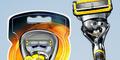 Free Gillette Fusion ProShield Flexball razors