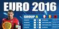 EURO Football Match Planner