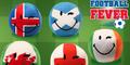 Plush Smiley Football