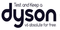 Dyson V6 – test and keep!