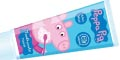 Peppa Pig Bubble Gum Toothpaste