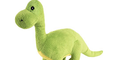 Flora Dinosaur Soft Toy