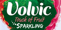 Bottle of Volvic Touch of Fruit