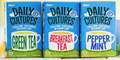 Daily Cultures Tea Samples & £1 MOC