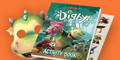 Nick Jr. Digby Dragon Activity Pack