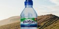 Bottle of Buxton Water