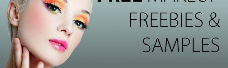Free Makeup Samples Worth £100