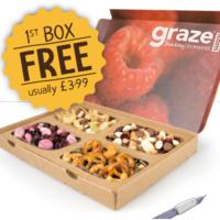 Free Tasty Healthy Snack Box