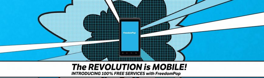100% Free Mobile Phone Service!
