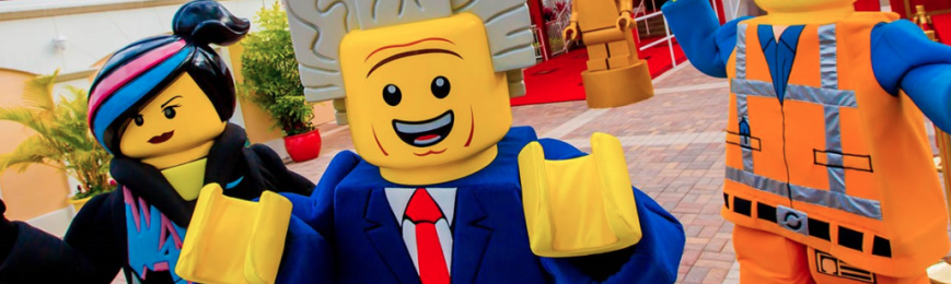Family Pass To LegoLand