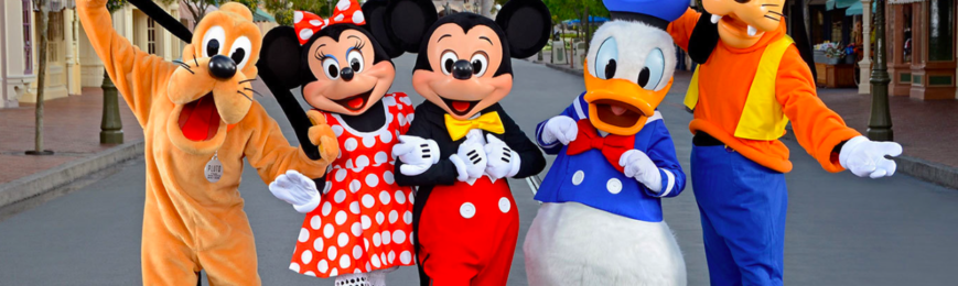 Win a 14-Night Holiday To Disneyland