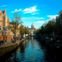 All-Expenses Paid Trip To Amsterdam