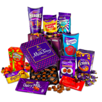 Win a Carefully Selected Cadbury Hamper