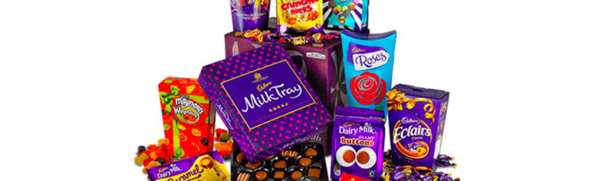 Win a Carefully Selected Cadbury Hamper