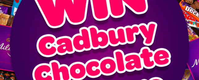 Win a Cadbury Chocolate Hamper