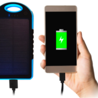 Free Portable Mobile Charger