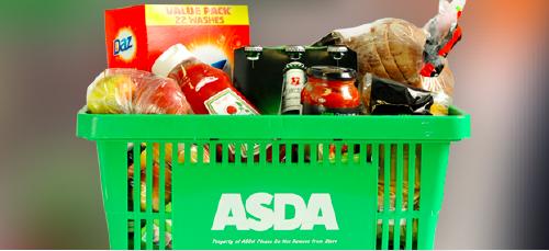 Win a Year's Worth of Asda Shopping