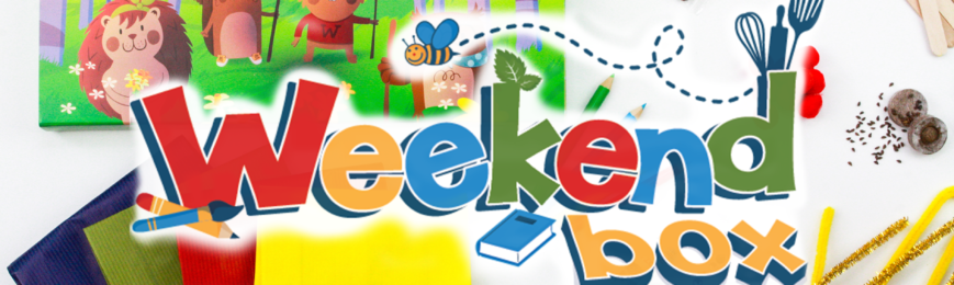 Weekend Box Club – First Box Just £1