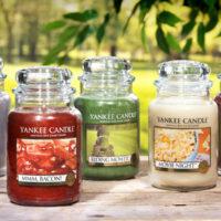 Free Yankee Candle Jar