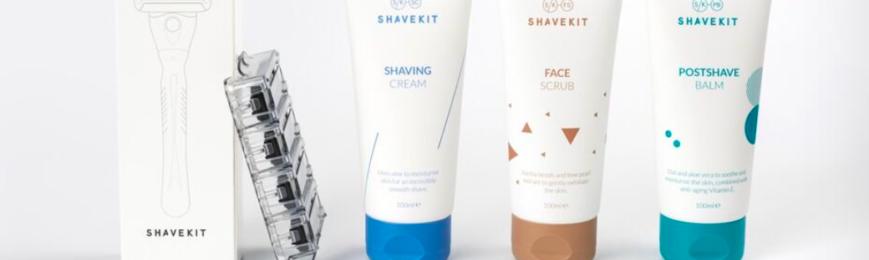 80% off Your Shavekit Starter Box