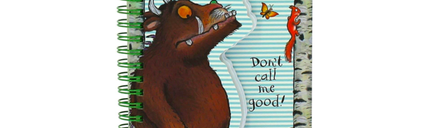 The Gruffalo Notebook