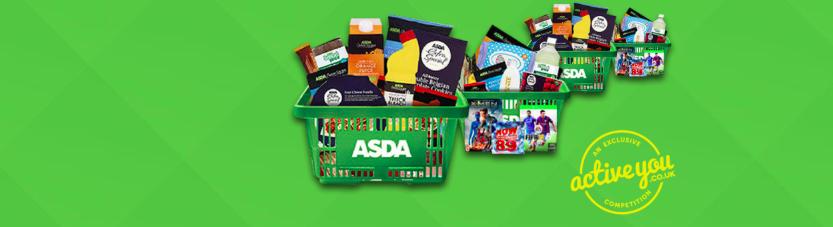 £1,000 Of Asda Shopping Vouchers
