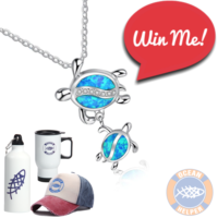 Win Ocean Themed Jewelry + Instant Win Prizes