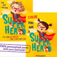 Free Personalised Storybook (Worth £14.99)