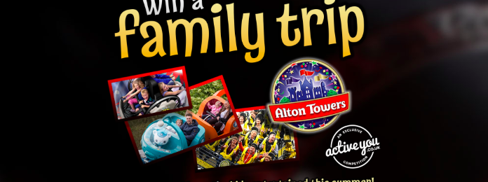 Win A Merlin Annual Pass – An Epic Family Day Out!