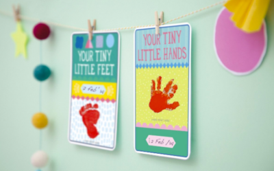 Baby Milestone Cards & Exclusive MOC's