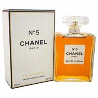 Bottle of Chanel No.5 Perfume