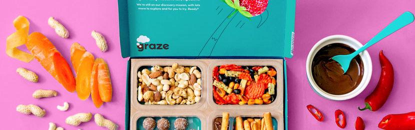 Free Delicious Snack Box Delivered