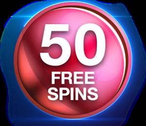 50 Free Spins – No Deposit Required