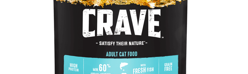 Free Crave Cat & Dog Food