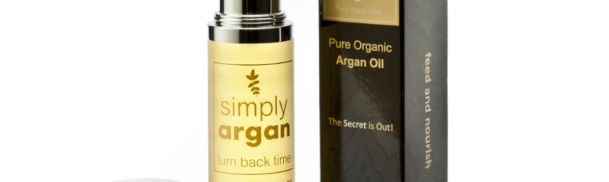 Free Argan Body Oil