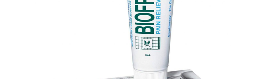 Free Pain Relieving Gel