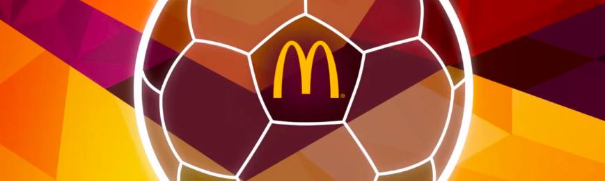 Free McDonald's Football