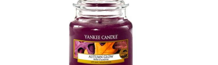Free Autumn Glow Yankee Candle