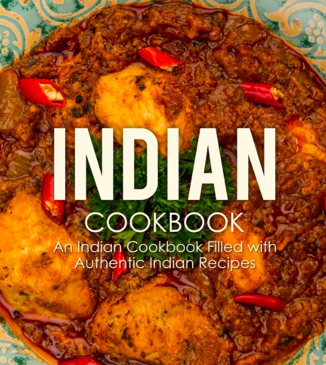 Free Indian Cook Book Free Stuff