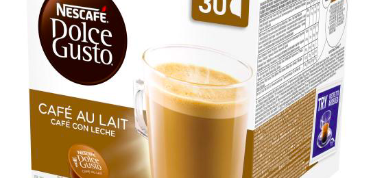 Free Nescafe Dolce Gusto Pods