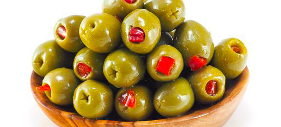 Free Pack of Olives