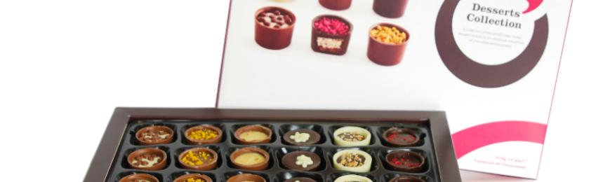Free Box of Lily O'Brien's Chocolates