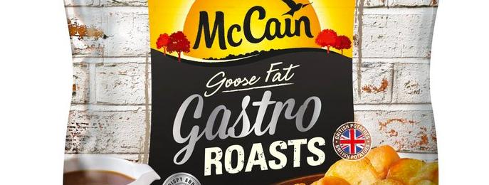 Free Bag of McCain Goose Fat Roasts