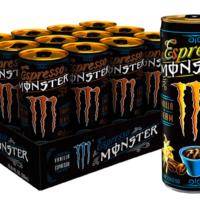 Free Espresso Monster & Vanilla