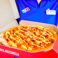 Free Domino's Pizza (Worth £15)