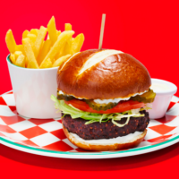 Free Burger From Frankie & Benny's