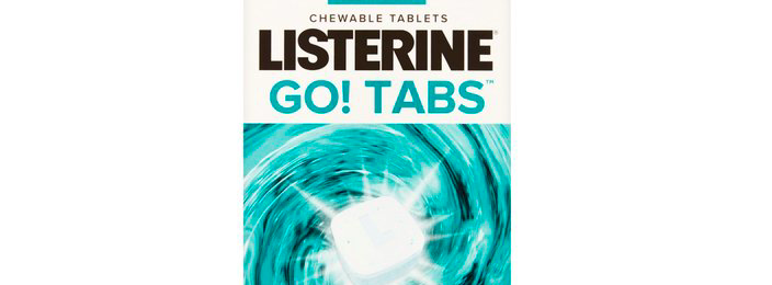 Free Listerine Chewable Mint Tablets